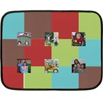 Mini Squared - Fleece Blanket (Mini)