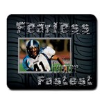 fearless mousepad - Large Mousepad