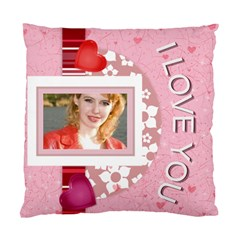 Love You By Joely   Standard Cushion Case (two Sides)   Bwxdf9ik12yj   Www Artscow Com Back