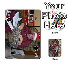 Christmas 2010 Cards  By Cheri   Playing Cards 54 Designs   4nzj8p1f6f6c   Www Artscow Com Front - Club7