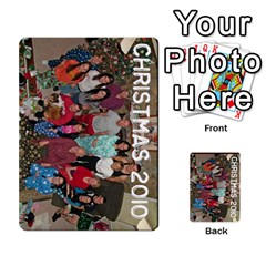 Christmas 2010 Cards  By Cheri   Playing Cards 54 Designs   4nzj8p1f6f6c   Www Artscow Com Back