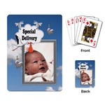 Special Delivery Playing Cards - Playing Cards Single Design