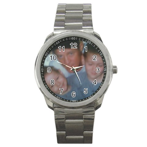 Mike Watch By Tonilynn   Sport Metal Watch   Spw8zam4g7fb   Www Artscow Com Front