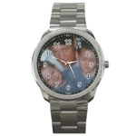MIKE WATCH - Sport Metal Watch