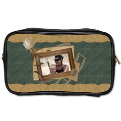 Vintagedays Toiletries Bag By Kdesigns   Toiletries Bag (two Sides)   0u156qgc3st0   Www Artscow Com Front