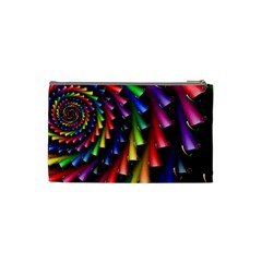 Miranda Bag For Crayons By Debra Macv   Cosmetic Bag (small)   6mmnan2zb7tk   Www Artscow Com Back