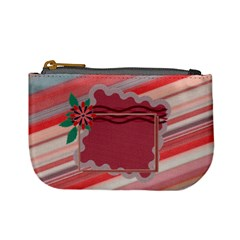 Red Coin Purse By Daniela   Mini Coin Purse   5bpoqiezhm9q   Www Artscow Com Front