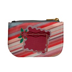 Red Coin Purse By Daniela   Mini Coin Purse   5bpoqiezhm9q   Www Artscow Com Back