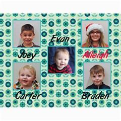2011 Calendar By Tammy   Wall Calendar 11  X 8 5  (12 Months)   2v83081owcuv   Www Artscow Com Month