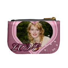 I Love  U By Joely   Mini Coin Purse   Za118zgmjbk9   Www Artscow Com Back