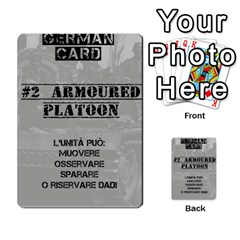 Iasbm German By Abikapi2   Multi Purpose Cards (rectangle)   Hv150hgkb2w3   Www Artscow Com Front 8