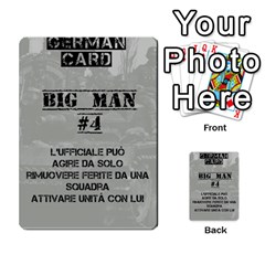 Iasbm German By Abikapi2   Multi Purpose Cards (rectangle)   Hv150hgkb2w3   Www Artscow Com Front 18