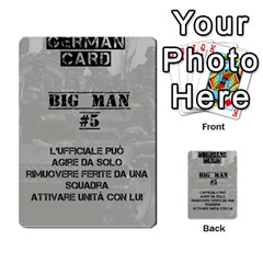 Iasbm German By Abikapi2   Multi Purpose Cards (rectangle)   Hv150hgkb2w3   Www Artscow Com Front 19