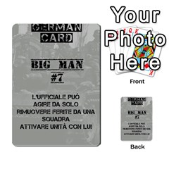 Iasbm German By Abikapi2   Multi Purpose Cards (rectangle)   Hv150hgkb2w3   Www Artscow Com Front 47