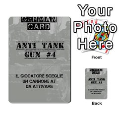 Iasbm German By Abikapi2   Multi Purpose Cards (rectangle)   Hv150hgkb2w3   Www Artscow Com Front 50