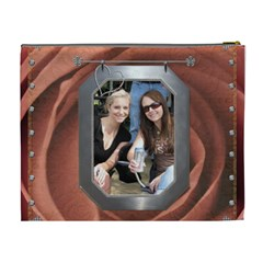 Pretty Maid Of Honor Xl Cosmetic Bag By Lil    Cosmetic Bag (xl)   Jmqqofg2p12l   Www Artscow Com Back