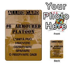 Iasbm Allied By Abikapi2   Multi Purpose Cards (rectangle)   4umflxo5uh53   Www Artscow Com Front 12