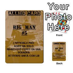 Iasbm Allied By Abikapi2   Multi Purpose Cards (rectangle)   4umflxo5uh53   Www Artscow Com Front 19