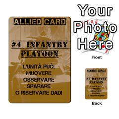 Iasbm Allied By Abikapi2   Multi Purpose Cards (rectangle)   4umflxo5uh53   Www Artscow Com Front 4