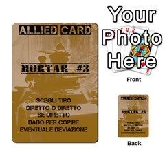 Iasbm Allied By Abikapi2   Multi Purpose Cards (rectangle)   4umflxo5uh53   Www Artscow Com Front 33