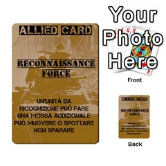 Iasbm Allied By Abikapi2   Multi Purpose Cards (rectangle)   4umflxo5uh53   Www Artscow Com Front 40