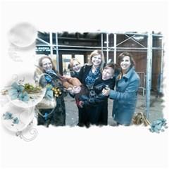 Simon Girls By Scrapcathy   Wall Calendar 11  X 8 5  (12 Months)   9y5ibzdnb25h   Www Artscow Com Month