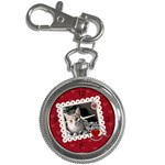 Valentine Key Chain Watch