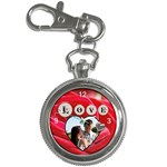 Love Key Chain Watch
