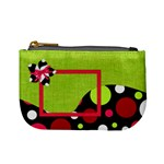 Cherry Slush Coin Bag 1 - Mini Coin Purse