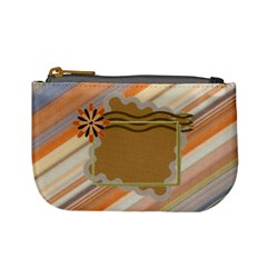 Orange Coin Purse By Daniela   Mini Coin Purse   Qeodq9r07bn0   Www Artscow Com Front
