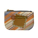 Orange coin purse - Mini Coin Purse