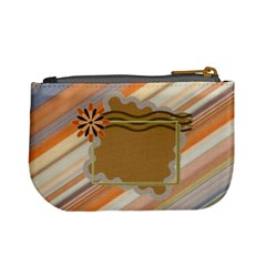 Orange Coin Purse By Daniela   Mini Coin Purse   Qeodq9r07bn0   Www Artscow Com Back