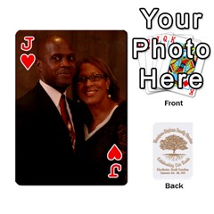 Jack Family Reunion 5 5 By Tomika Holmes   Playing Cards 54 Designs   Iya9scg8s178   Www Artscow Com Front - HeartJ