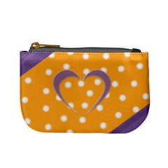 Dots Coin Purse By Daniela   Mini Coin Purse   Ygvifjdpfblu   Www Artscow Com Front