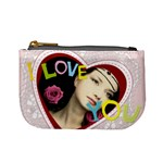 Love theme bag - Mini Coin Purse