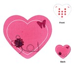 Love Ya Big Heart Playing Cards - Playing Cards (Heart)