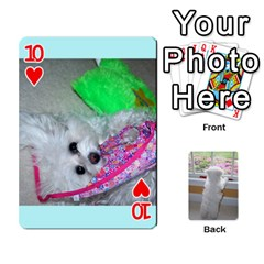 Playing Cards With Snowy s Photos By Xinpei   Playing Cards 54 Designs   Le6lpxwj0c5h   Www Artscow Com Front - Heart10