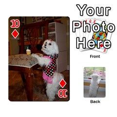 Playing Cards With Snowy s Photos By Xinpei   Playing Cards 54 Designs   Le6lpxwj0c5h   Www Artscow Com Front - Diamond10