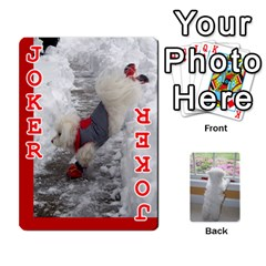 Playing Cards With Snowy s Photos By Xinpei   Playing Cards 54 Designs (rectangle)   Le6lpxwj0c5h   Www Artscow Com Front - Joker2
