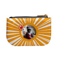 Little Sunshine Coin Purse By Daniela   Mini Coin Purse   Nc274clhwdd1   Www Artscow Com Back