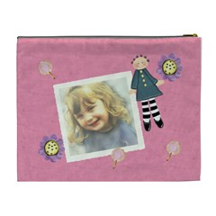 Lil Makeup By Lillyskite   Cosmetic Bag (xl)   Gilvc52dnkmm   Www Artscow Com Back