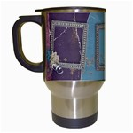 Legacy of Love- Travel Mug - Travel Mug (White)