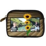 Sunny Days camera case - Digital Camera Leather Case