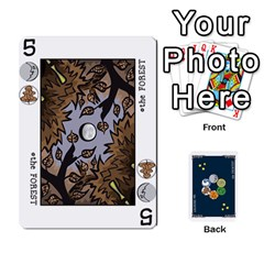 Extended Decktet By Christian Turkiewicz   Playing Cards 54 Designs   1t74h5xba9qh   Www Artscow Com Front - Diamond2