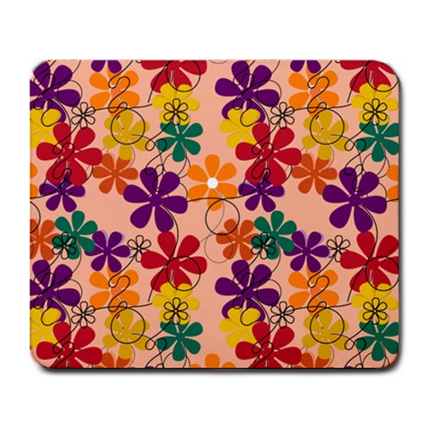 Initial Mouse Pad By Charlotte Young   Collage Mousepad   Igqkgrpzt8x4   Www Artscow Com 9.25 x7.75 Mousepad - 1