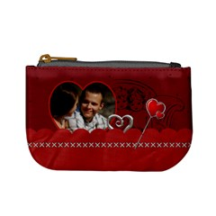 Valentine Love Mini Coin Purse By Lil    Mini Coin Purse   Eaqtn9k3p31h   Www Artscow Com Front