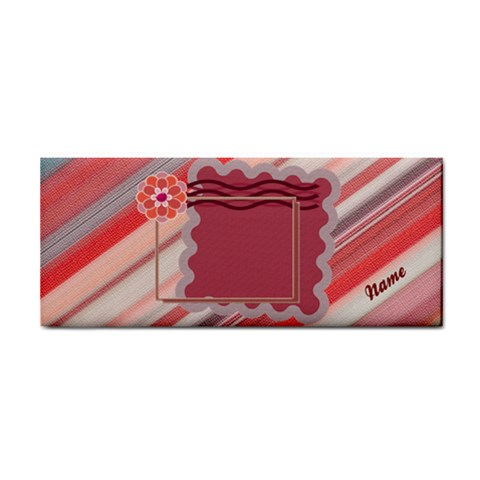 Red Hand Towel By Daniela   Hand Towel   Ulxeuwc06a3x   Www Artscow Com Front