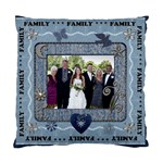 Family Cushion Case (I sided) - Standard Cushion Case (One Side)
