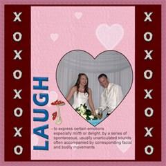 Live Love Laugh Storage Photo Stool By Lil    Storage Stool 12    0eum8549de85   Www Artscow Com Back