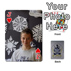 Jack Room 19 Final By Tatyana Schierl   Playing Cards 54 Designs   G71ruqcetty3   Www Artscow Com Front - HeartJ